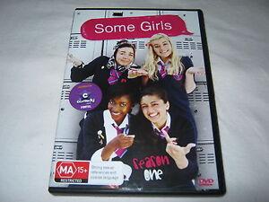 Some Girls - Season 1 - VGC - R4 - DVD
