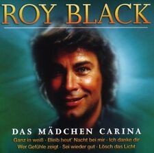 Roy Black Das Mädchen Carina-Große Erfolge (12 tracks) [CD]