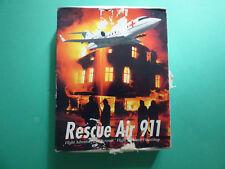 RESCUE AIR 911  for Microsoft Flight Simulator PC BIG BOX
