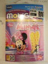 Vtech Touch Learning System Cartridge Educational Minnie Mouse