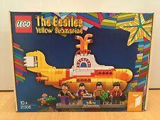 LEGO 21306 The Beatles Yellow Submarine - New & Sealed