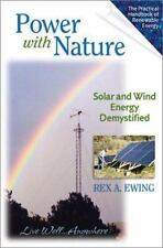 Power With Nature: Solar and Wind Energy Demystified-ExLibrary