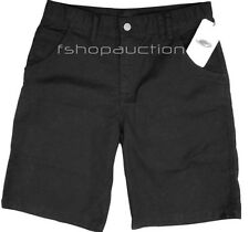 Oakley Fingerprint 2.9 Shorts Black Size 30 S Mens Casual Golf Dress Walkshorts
