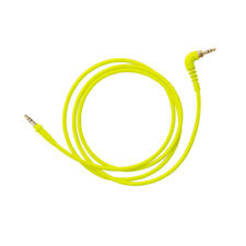 AIAIAI TMA-2 Replacement Cable - Woven Neon Yellow