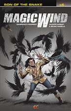 Magic Wind Vol. 6: Son of the Snake (2015 Paperback), GN, Manfredi, Barbati