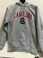 NCAA South Carolina Gamecocks Grey Hoodie, Large