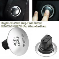 For Mercedes-Benz Engine Keyless Go Start Stop Button OEM # 2215450714 33161207