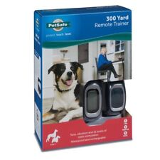 PetSafe 300 Yard Remote Dog Trainer Rechargeable Training Collar Dogs 8 lbs +