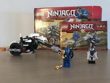 LEGO Ninjago Skull Motorbike (2259) - Complete with Box and Instructions
