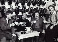 Liverpool The Boot Room 4 Managers 10x8 Photo