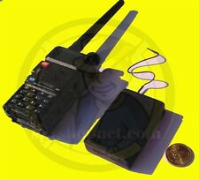 SPY BUG SET VHF (UHF) beyond FM radio SUPER STRONG RANGE 1500 m 1 mile QUARTZ