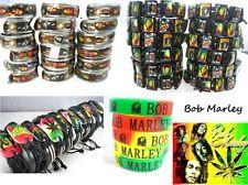 new 35 in 1 Bob Marley Rasta Reggae mixed rings bracelets wristbands