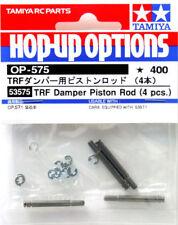 Tamiya 53575 (OP575) TRF Damper Piston Rod (4 pcs.)