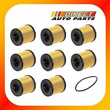 8 OEM Quality Oil Filter for Buick, Chevrolet, Pontiac, Saab, Saturn
