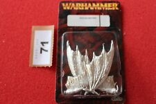 Games Workshop Warhammer WINGED NIGHTMARE Ailes Kit METAL NEW Épuisé Troll GW