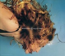 Ray of Light [US CD/Vinyl Single] [Single] [Digipak] by Madonna (CD,...