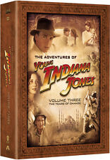 The Adventures of Young Indiana Jones Chronicles Volume Three 10 Disc DVD Set