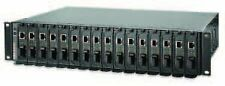 16-Bay Media Converter Chassis w/Fans