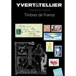 Catalogue yvert et tellier France 2022 TOME I