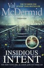 Insidious Intent (Tony Hill & Carol Jordan 10), McDermid, Val, New