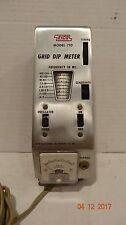 Vintage EICO Grid Dip Meter Model #710  Tested and Working
