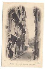 blois  maison XVe siècle , rue saint-lubin