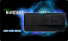 Razer Deathstalker Essential Gaming Keyboard - RZ03-01060300-R3U1