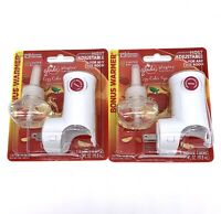 Limited Edition Glade Plugins Oil Refill & Warmer Cozy Cider Sipping (2-Pack)