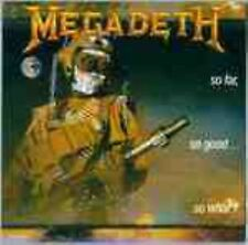 So Far, So Good...So What! (Remastered) by Megadeth (CD, 2004, Capitol)