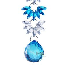 Crystal Chandelier Ball Prisms Hanging Drops Xmas Glass Wedding Ornaments Gifts