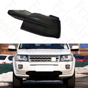 1Pcs Front Left Bumper Spoiler Valance Panel For Land Rover Freelander 2 2010-15