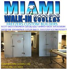 """6X10X7'4"""" Walk In Cooler No Floor Custom By Miamiwalkincoolers.Com $3195.00"""