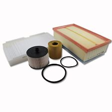 Cabin CU2940 Air C28160/1 Oil HU711/51x Fuel PU1018x Filter Kit Auto Citroen C4