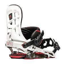 2016 Rome 390  Boss (Bone) Snowboard Bindings Men's SM/MD