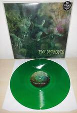 """PIG DESTROYER - MASS & VOLUME - KELLY GREEN - 12"""""""