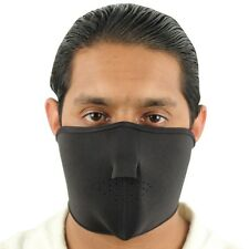 Stealth Assassin Neoprene Half Outdoor Cold Weather Motorcycle Face Mask