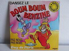 GUY DE PARIS Dansez le boum boum benzine 102033