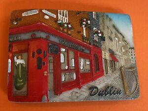 Souvenir Fridge Magnet - Dublin Ireland 🇮🇪