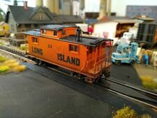 LONG ISLAND RAILROAD CABOOSE