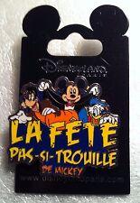 DLRP Pin - Halloween Party - La Fête Pas Si Trouille de Mickey
