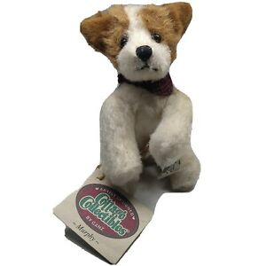 """The Cottage Collectibles By Ganz """"Murphy"""" Puppy 1997 Vintage New With Tags"""