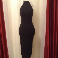 PINUP SLEEVELESS WIGGLE DRESS NWT SZ XSMALL