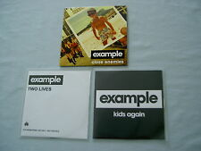 EXAMPLE job lot of 3 promo CD singles Kids Again Close Enemies (Remixes)