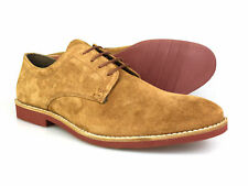 Red Tape Bromham Tan Suede Mens Formal Dress Shoes
