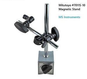 Genuine Mitutoyo Magnetic Stand 7011S-10 | Australia Stock