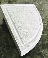 Corner Shower Shelf/Soap Dish/Caddy for Existing Walls Addon After tile Bathroom