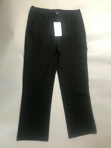 Saint + Sofia Putney Pant Black 28'' UK 10