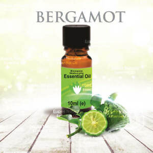 Bergamot Essential Oil 10ml  Pure and Natural  For Aromatherapy  Home Fragrance