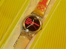 LADY Olympia Swatch MOSCOW LZ103 NEU & OVP - perfekter Sammlerzustand !