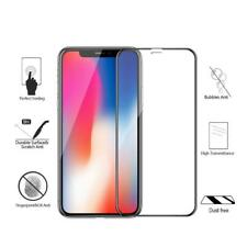 Full Screen Tempered Glass Protector for Apple iPhone X XS Clear Display Saver